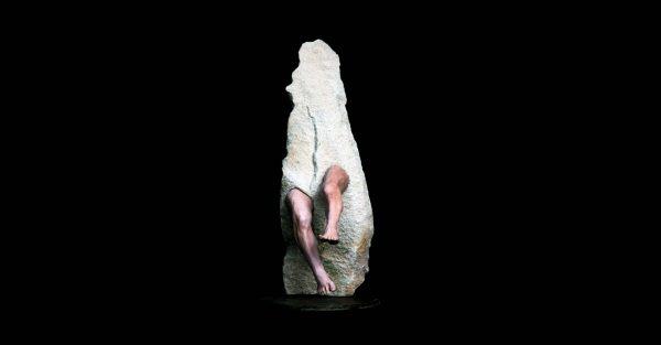 Piedra y gres Tamaño 18 x 12 x 33cm.