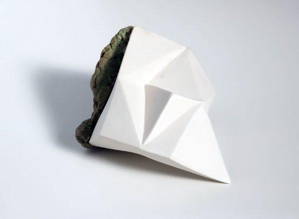 hábitat II, porcelain, 7,5 x 12,5 x 10cm, 2017