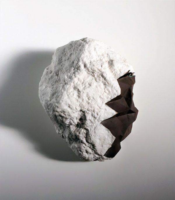 hábitat III, porcelain, 10 x 19 x 15 cm, 2017
