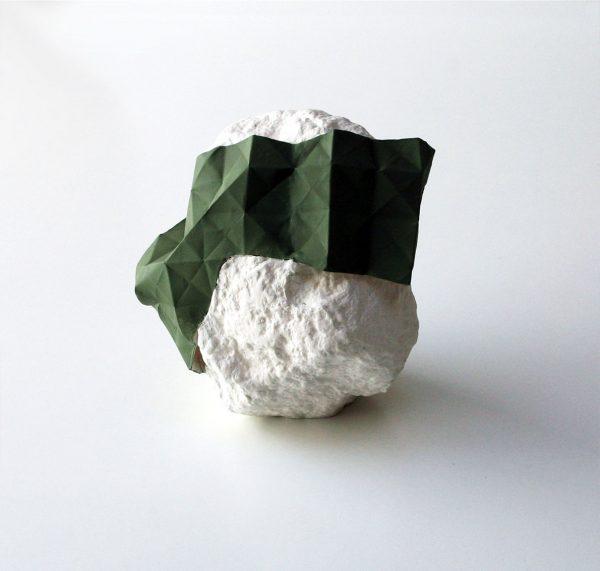 hábitat XII, porcelain, 21 18, 14 cm, 2018