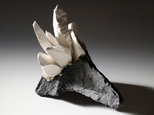 hábitat XVI, porcelain, 42 x 33 x 19 cm, 2018