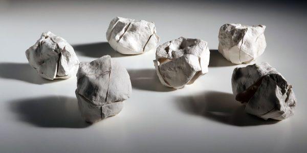 secciones II, porcelain, 48 x 10 x 43 cm, 2018